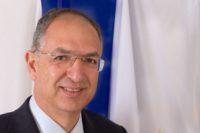 Τελετή διαβεβαίωσης - Υπ. Γεωργίας Προεδρικό Μέγαρο, Λευκωσία, ΚύπροςΟ Υπουργός Γεωργίας, Αγροτικής Ανάπτυξης και Περιβάλλοντος κ. Κώστας Καδής δίνει τη νενομισμένη διαβεβαίωση ενώπιον του Προέδρου της Δημοκρατίας κ. Νίκου Αναστασιάδη.//Swearing-in Ceremony - Min. Agriculture Presidential Palace, Lefkosia, CyprusMr Costas Kadis is sworn in as Minister of Agriculture, Rural Development and Environment, before the President of the Republic, Mr Nicos Anastasiades.